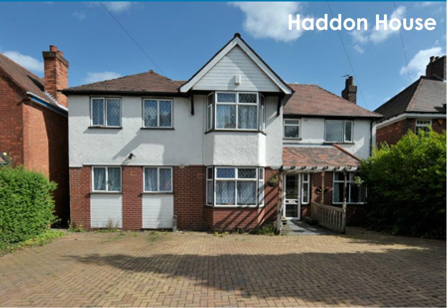 CTTM Haddon House